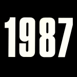 1987 (What The Fuck Is Going On?)
