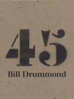 "Cover of Bill Drummond's ""45"" (1st Edition)"
