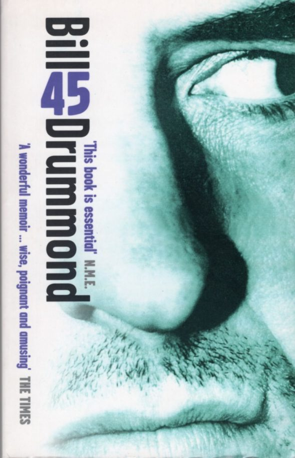 """45"" (Second Edition) by Bill Drummond (Front)"