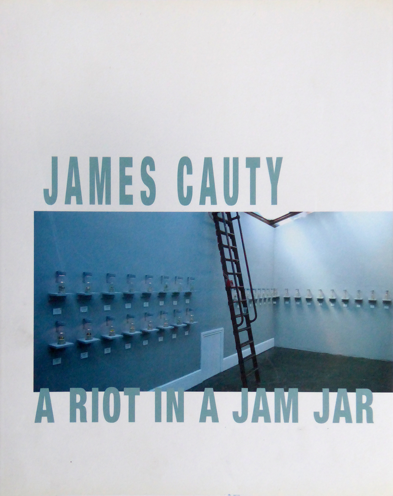 "Cover of ""A Riot In A Jam Jar"" by Jimmy Cauty"
