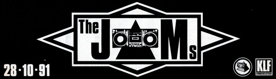 28-10-91 - The JAMs - Pyramid Blaster Logo - KLF Communications Logo