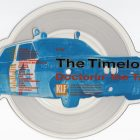Doctorin' The Tardis Picture Disc (Back)