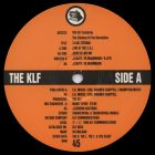 KLF 005X (A-side label)
