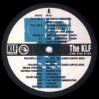 KLF 008Y A side label
