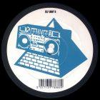 KLF 008Y B side label