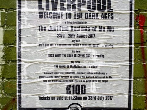 """2023"" Liverpool preorder announcement poster"