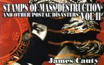 """Cover of Jimmy Cauty's """"Stamps Of Mass Destruction Vol. II"""""""