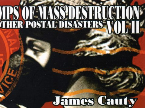 "Cover of Jimmy Cauty's ""Stamps Of Mass Destruction Vol. II"""