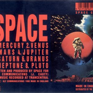 Space (Back Cover)