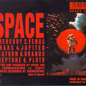 Space Bootleg (Back Cover)
