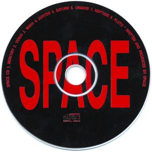 Space Bootleg (CD)