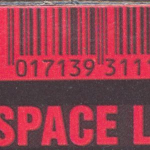 Space LP (1995 Bootleg Lettering)
