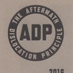 The Aftermath Dislocation Principle 2016 Tour Guide (Front)