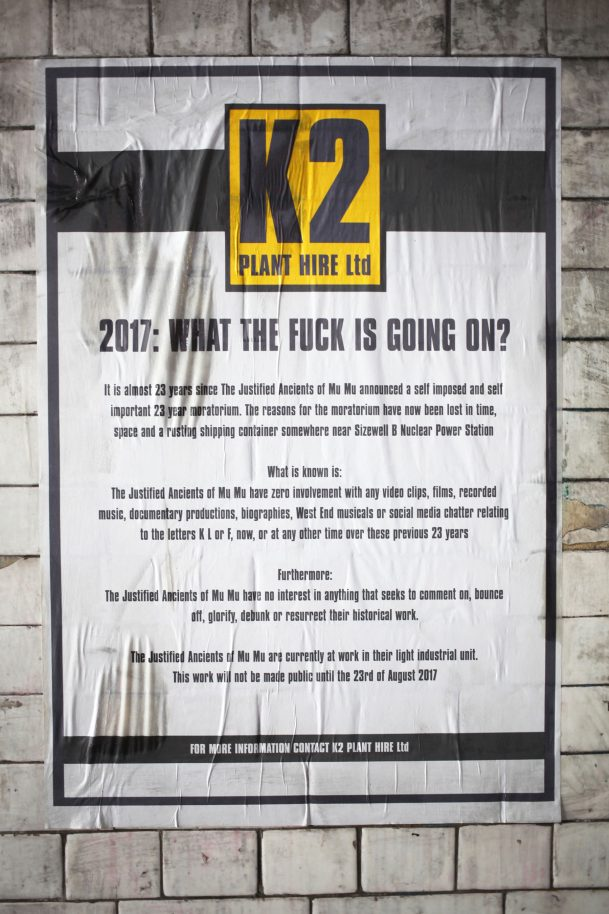 K2 Plant Hire Poster #1