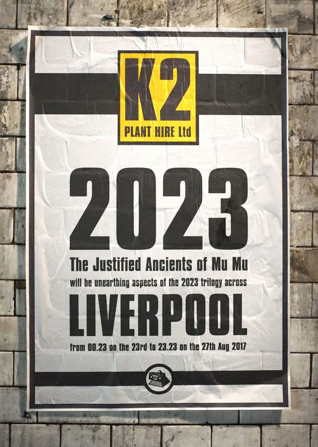 K2 Plant Hire Poster #3
