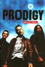 "Front cover of ""Prodigy"" by Martin James"