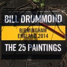 """The 25 Paintings"" by Bill Drummond"